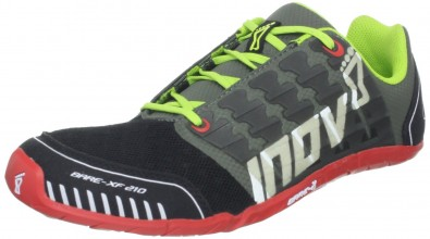 Best weight training shoes Inov-8 Bare-XF™ 210