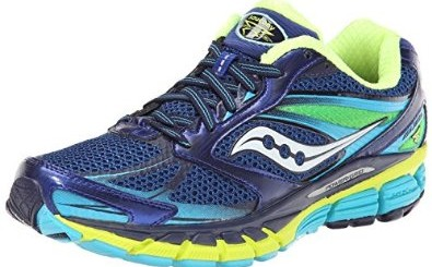 Saucony Women's Guide 8 Running Shoe for flat feet