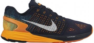 1. Nike LunarGlide 7 Running Shoe for flat fee 2015