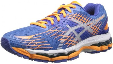 ASICS Women's GEL-Nimbus 17 Running Shoe for flat feet