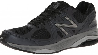 5. New Balance Men's M1540V2 Optimum Control Running Shoe for flat feet