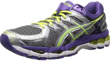 ASICS Women's GEL-Kayano 21 Running Shoe for flat feet