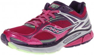 Saucony Women's Stabil CS3 Running Shoe for flat footed