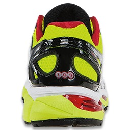 Asics men's gel Kayano 21 back view