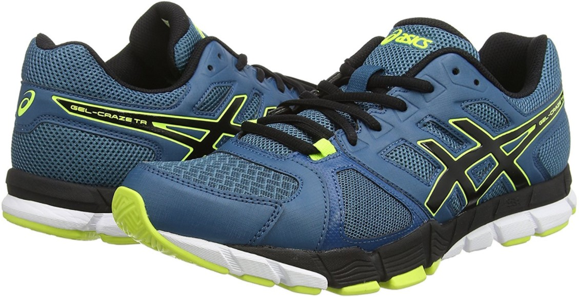 ASICS GEL-CRAZE TR 2 men blue