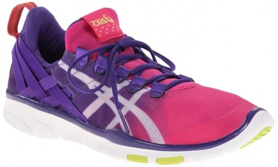Asics Gel Fit Sana Cross Trainers for Women