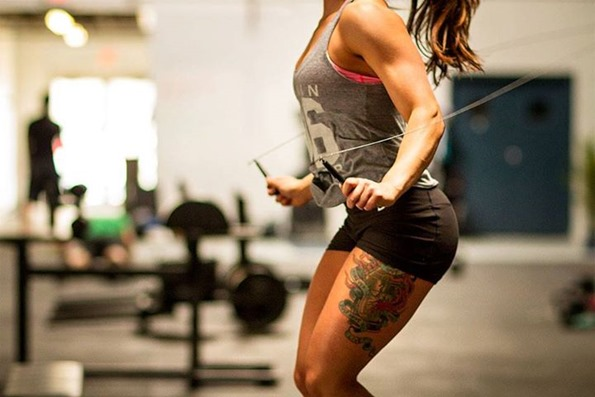 Image result for jump rope crossfit