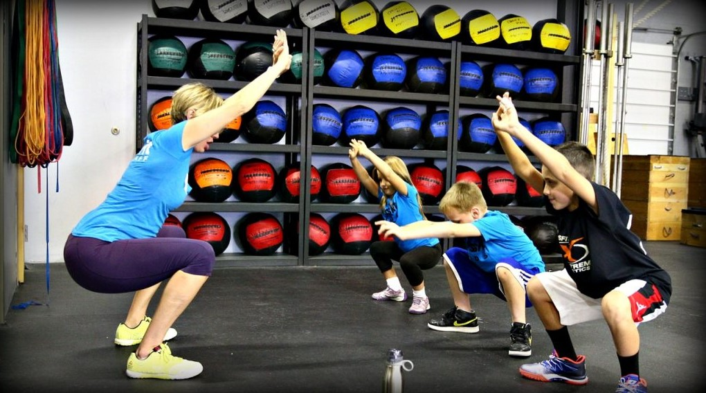 Safe CrossFit Kids