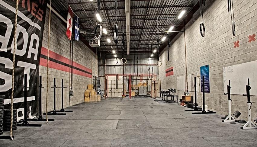 crossfit gym canada