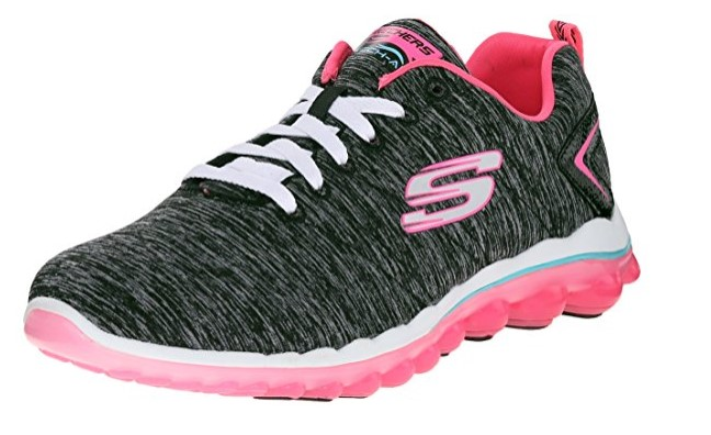 best workout athletics shoes Skechers Sport Women's Skech Air Cross Trainer Sneakers