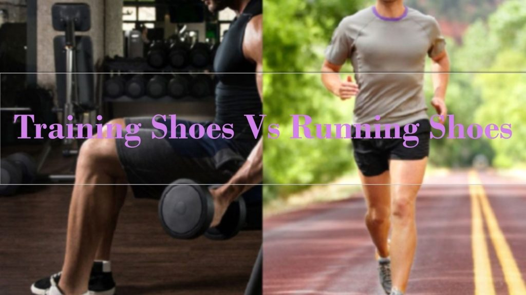 Running shoes vs Running shoes